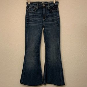 7 For All Mankind Jeans Bell Bottoms